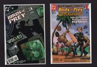 DC comics BIRDS OF PREY #1 #1 Oracle Black Canary - Revolution Special c2.338