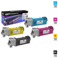Compatible Xerox Set of 4 Toner Cartridges for Phaser 6500, WorkCentre 6505