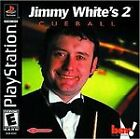 Jimmy White's 2: Cue Ball (Sony PlayStation 1, 2000)