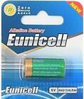 1 x 4LR44 476A 4G13 SR1154 4SR44 6v Eunicell Alkaline Battery Batteries NEW