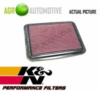 NEW K&N PERFORMANCE AIR FILTER HIGH-FLOW AIR ELEMENT GENUINE OE QUALITY 33-2199