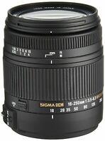 Sigma 18-250mm Mk. 2 f/3.5-6.3 OS HSM DC Lens For Canon EOS (UK Stock) BNIB