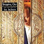Joe Jackson ~ Stepping Out The Very Best of, 15 Track CD