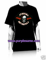 AVENGED SEVENFOLD:Coloured Bat:T-shirt:NEW:SMALL ONLY