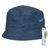 NEW - BABY BOY REVERSIBLE SUMMER SUN HAT AGES SIZES 3-6, 6-12 AND TO 24 MONTHS