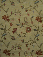 HEAVY LINED TAPESTRY STYLE DOOR or PAIR CURTAIN 66 X 90inch  -+-  Tie Back NEW
