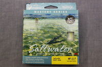 SCIENTIFIC ANGLERS MASTERY SERIES 100ft HORIZON YELLOW SALTWATER FLY WF-11-F NEW