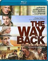 The Way Back (Blu-ray Disc, 2011) BRAND NEW