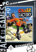 CRAZY FACTORY - USK 0 - PC - NEU & OVP