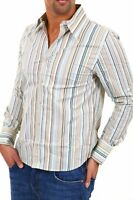 Camicia Uomo Maniche Lunghe ABSOLUT JOY Shirt P835116 A673 Tg  L