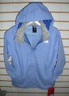 THE NORTH FACE GIRLS RESOLVE  RAIN JACKET-WATERPROOF-CM94-DYNASTY BLUE- M, L