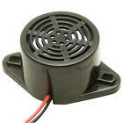 RVFM 12 v 90 dB WARNING BUZZER for TRAILERS / INDICATORS / DOOR ALARM etc