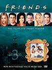 Friends - The Complete Third Season (DVD, 2003, 4-Disc Set, Four Disc Set)