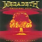 Megadeth - Greatest Hits (Back to the Start, CD)