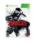 Syndicate, (Xbox 360)