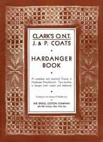 Hardanger Embroidery Book Needlework EDWARDIAN c1910