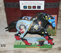 TRAIL OF PAINTED PONIES Cowgirls Rule 1E/1674 ~Cowgirl Vintage Style~ RETIRED ~