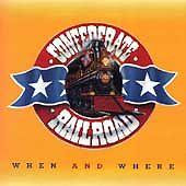 When and Where by Confederate Railroad (CD, Jun-1994, Atlantic (Label))