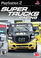 Super Trucks Racing (Sony PlayStation 2, 2003)  PS2 NEW/Factory Sealed