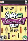 The Sims 2 Glamour Life Stuff (PC) Game, Both Discs, Case, Manual w/Code Key, LN