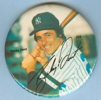"1978 Bucky Dent New York Yankees 3"" Baseball Button"