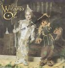 CHILDS WIZARD OF OZ TINMAN SCARECROW HALLOWEEN COSTUME SEW PATTERN 3-8