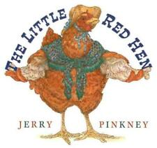 THE LITTLE RED HEN - PINKNEY, JERRY (ILT) - NEW SCHOOL AND LIBRARY BOOK