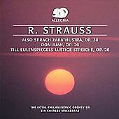 STRAUSS: ALSO SPRACH ZARATHUSTRA; DON JUAN; ETC. [GERMANY] NEW CD