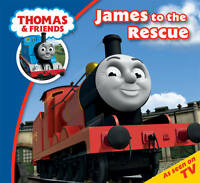 Thomas & Friends James to the Rescue by Egmont UK Ltd (Paperback, 2012)