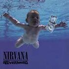 NIRVANA - NEVERMIND - CD ALBUM - SMELLS LIKE TEEN SPIRIT / COME AS YOU ARE +