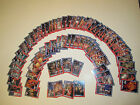 Fantastic Mixed Lot of 74 American Gladiators Trading Cards by Topps 1991 Jammin