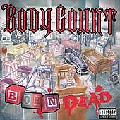 BODY COUNT-BORN DEAD NEW CD