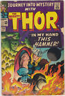 Journey into Mystery with The Mighty Thor #120, Very Good Condition!
