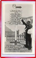 RPPC OUT GOING UNIT,U.S. NAVAL TRAINING STATION-GREAT LAKES,IL 1943