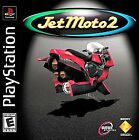 Jet Moto 2 (Sony PlayStation 1, PS1) *COMPLETE - TESTED - SHIPS FAST*