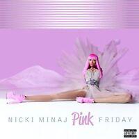 Nicki Minaj - Pink Friday (Parental Advisory) (CD)