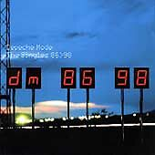 DEPECHE MODE - THE SINGLES 86-98 - GREATEST HITS 2 X CD SET - PERSONAL JESUS +