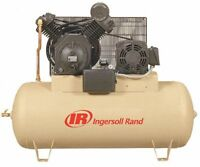INGERSOLL RAND 7100000000000000000 Electric Air Compressor 2 Stage 15 HP