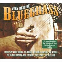 V/A - The Very Best of Bluegrass (2013) - 3 CD Box Set - Excellent Condition [FR