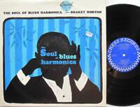 SHAKEY HORTON LP, THE SOUL OF BLUES HARMONICA (CHESS US Issue EX/NM)
