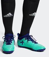 Football Adidas Scarpe Calcio X tango 17.3 Techfit Verde Calcetto Turf