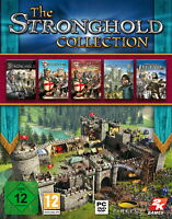 The Stronghold Collection (PC, 2010), Burgenbau, Strategiespiel, Firefly Studios