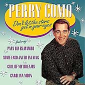 PERRY COMO Dont Let the Stars Get in Your Eyes CD NEW SEALED