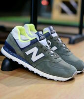 New Balance ML 574 Scarpe Sneakers Sportive Lifestyle Verde