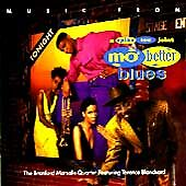 Music from Mo' Better Blues by Branford Marsalis (CD, Jul-1990, Columbia (USA))