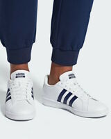 Adidas Scarpe Sneakers Sportive Advantage S Bianco Blue Sportswear Lifestyle