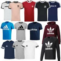 Adidas Sweatshirt/Hoodie for Men Upper, Top, Jumper Large Adidas Trefoil Logo