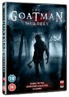 The Goatman Murders UK DVD Region 2