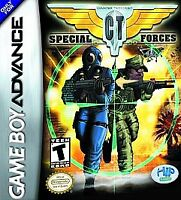 CT Special Forces 2: Back in the Trenches (Nintendo Game Boy Advance, 2004)