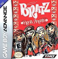 Bratz: Rock Angelz (Nintendo Game Boy Advance, 2005) CART ONLY